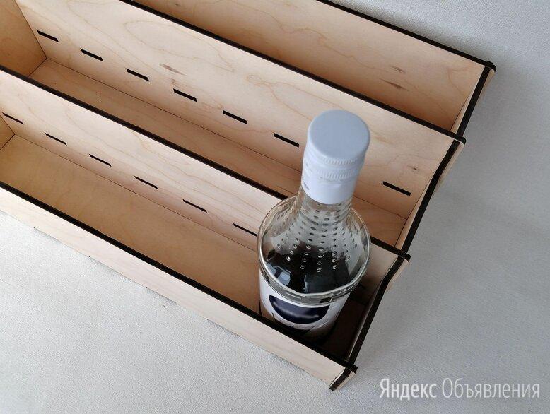 Подставка для бутылок по цене 3000₽ - Подставки и держатели, фото 0