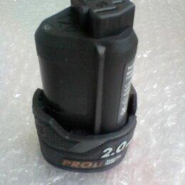 Аккумуляторы и зарядные устройства - Аккумулятор l1220r pro li-ion 12 в 2 a ч aeg , 0