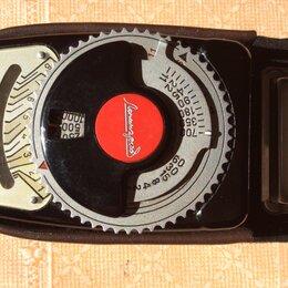 Измерительное оборудование - Советский экспонометр ленинград, 0