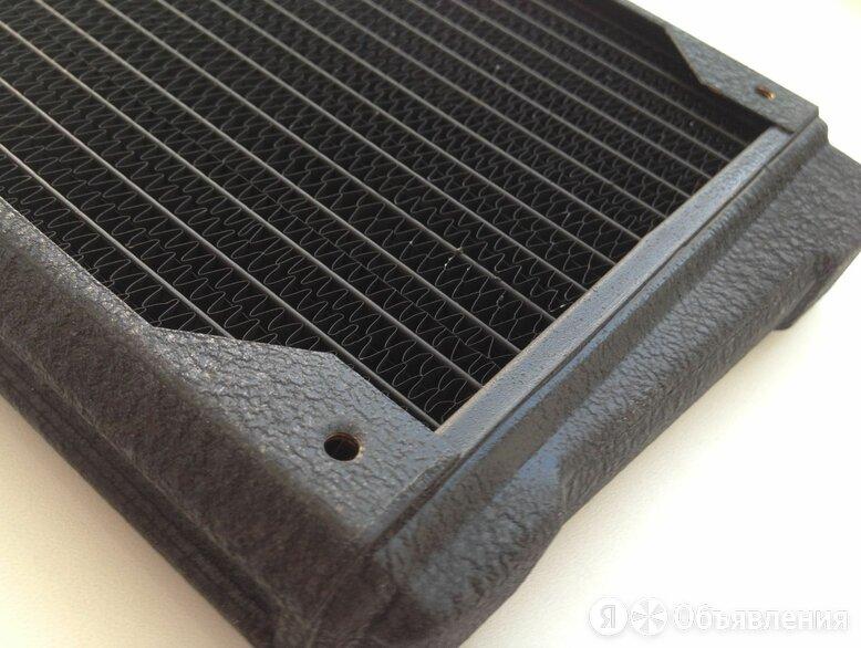 Радиатор Hardware Labs, медь, 140 х 2 по цене 5000₽ - Кулеры и системы охлаждения, фото 0