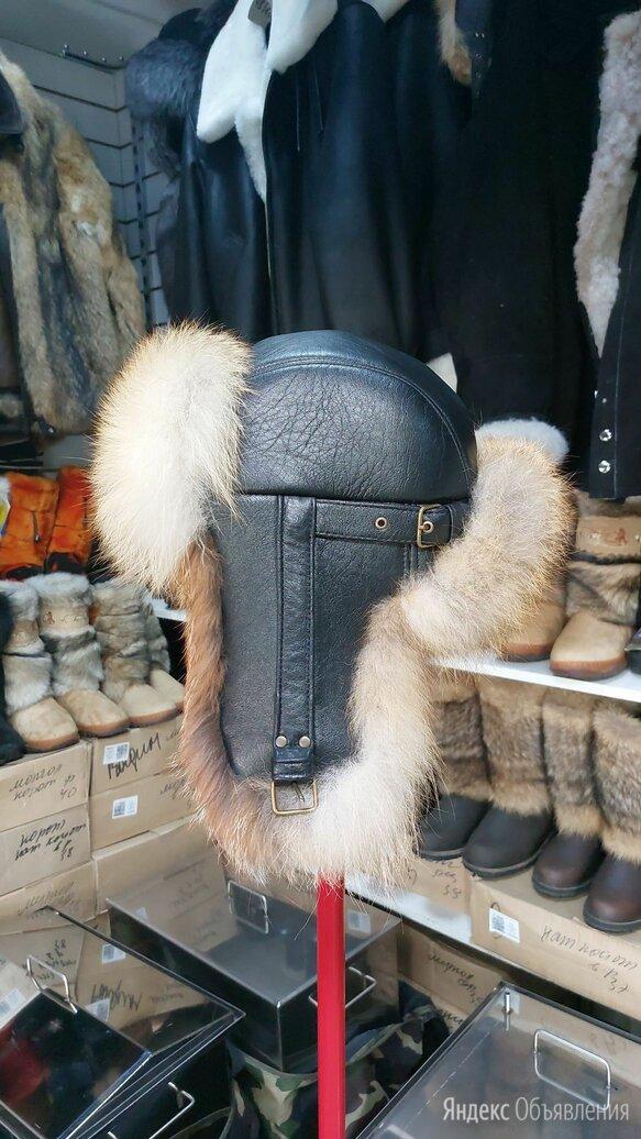Малахай шапка мужская из лисы. по цене 9500₽ - Головные уборы, фото 0