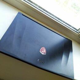 Ноутбуки - Игровой ноутбук i7, 8Gb, GTX 970M, 0