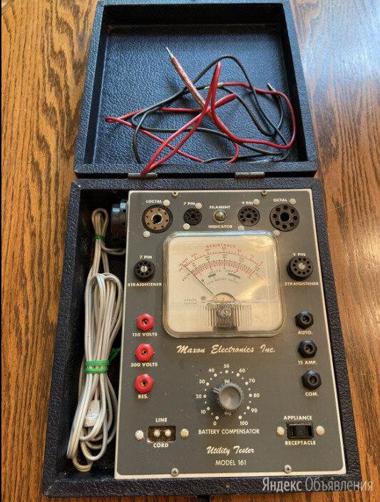Прибор тестер ламп Utility Tester 161  по цене 9500₽ - Измерительное оборудование, фото 0