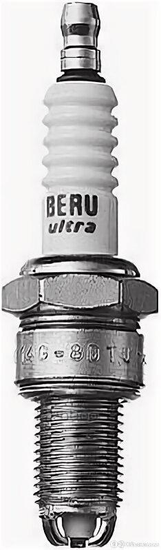 Свеча Зажигания 14 Gh-8 Dtur Beru арт. Z92 по цене 310₽ - Автоэлектроника и комплектующие, фото 0