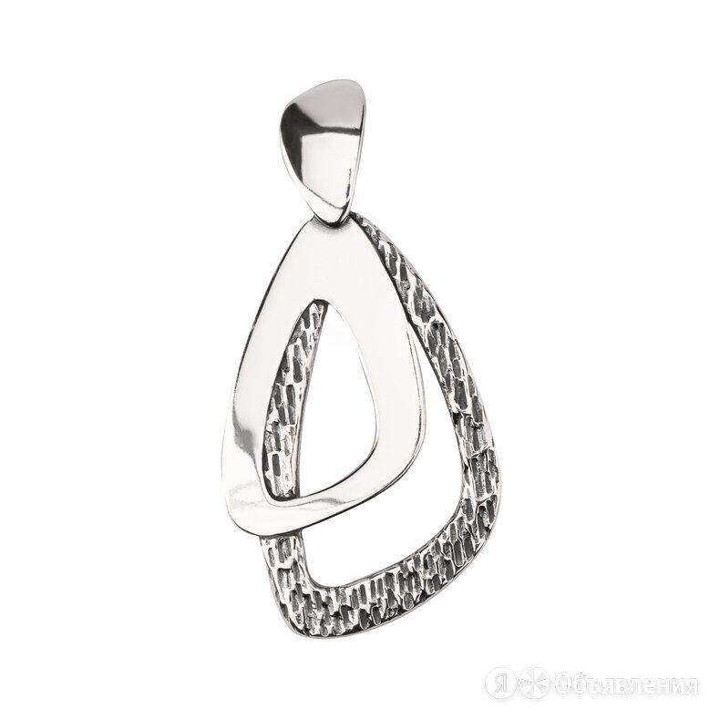 Серебряная подвеска по цене 1800₽ - Кулоны и подвески, фото 0