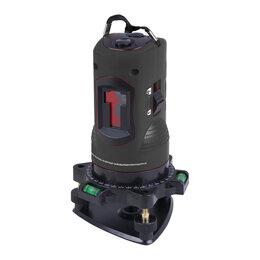 Измерительные инструменты и приборы - Лазерный уровень Novatech 2 красных луча, 0