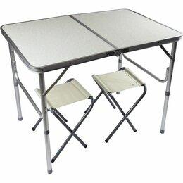 Походная мебель - Стол складной 90*60, 0