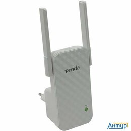 Проводные роутеры и коммутаторы - Tenda A9 Усилитель беспроводного сигнала с двумя внешними антеннами 3dbi (300..., 0