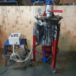 Лабораторное и испытательное оборудование - Диссольвер Вакуумный Лабораторный, 0