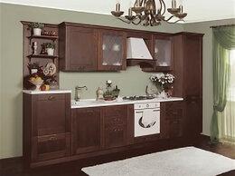 Мебель для кухни - Кухня трио ЛегкоМаркет Мэри массив-4, 0