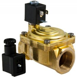 "Электромагнитные клапаны - Электро-магнитный  мембранный клапан 2"" Valtec 86-EM.3060, 0"