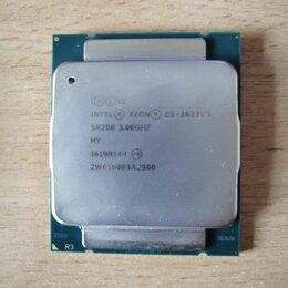 Процессоры (CPU) - Процессор intel xeon e5-2637v3, 0