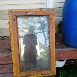 Окна - Деревянные окна без форточки , 0
