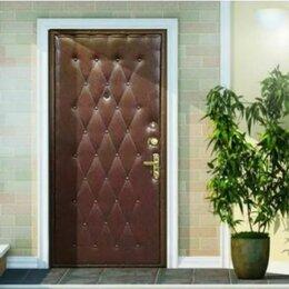 Входные двери - Дверь ЭКОНОМ ВАРИАНТ ВИНИЛИСКОЖА с 2-х сторон , 0