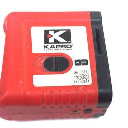 Измерительные инструменты и приборы - Лазерный уровень Kapro Mini Cross Line Laser (862), 0