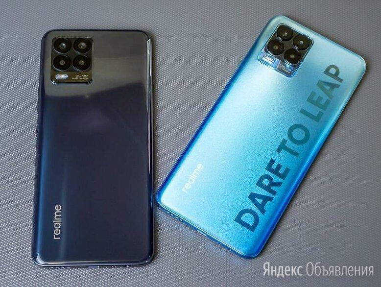 Realme 8 Pro 6/128GB Global Version новые РСТ гарантия 1год по цене 19990₽ - Мобильные телефоны, фото 0
