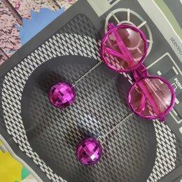 Очки и аксессуары - Очки для вечеринки с серьгами, 0