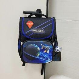 Рюкзаки, ранцы, сумки - Рюкзак школьный ортопедический новый winer, 0