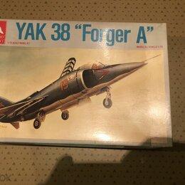 Сборные модели - Сборная модель самолёта 1:72.YAK 38 FORGER A, 0