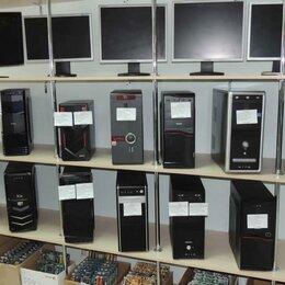 Настольные компьютеры - Компьютеры и системные блоки  i3, i5, i7 Б У с гарантией , 0