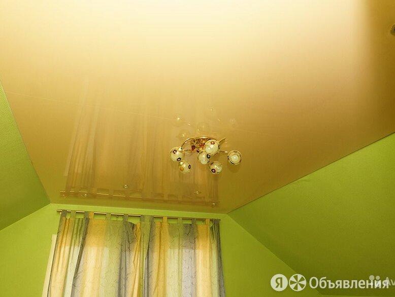 Супер натяжные потолки по цене 240₽ - Потолки и комплектующие, фото 0