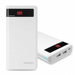 Универсальные внешние аккумуляторы - Внешний аккумулятор Romoss Sense 6P 20000 mAh, 0