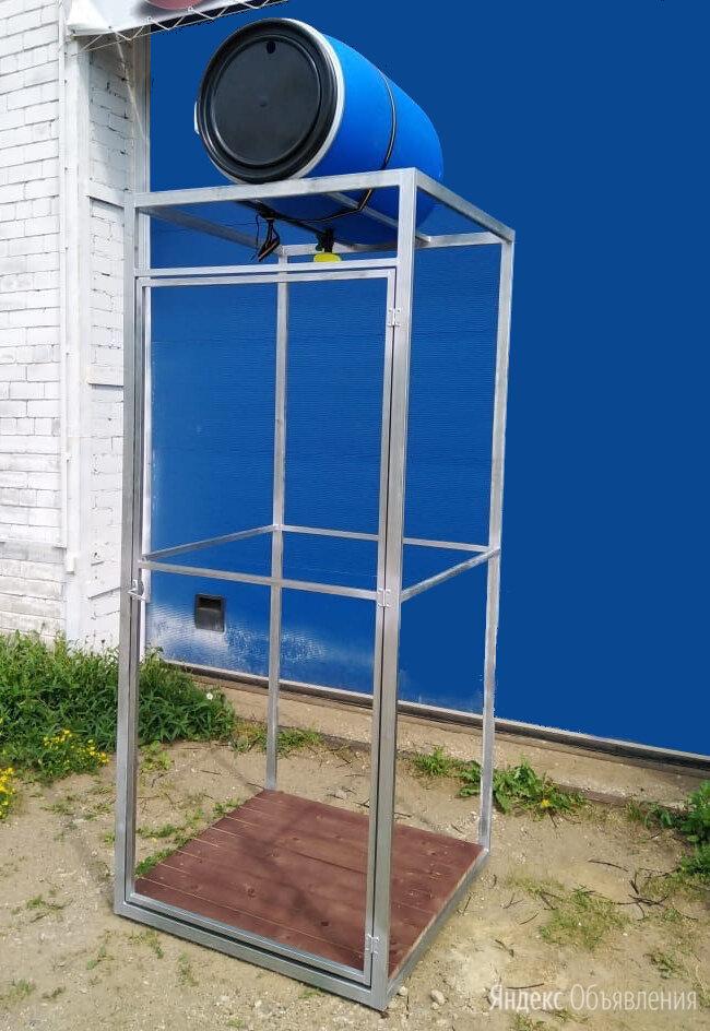 Дачная душевая кабинка по цене 11900₽ - Строительство, фото 0