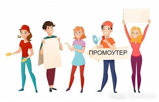 Промоутер - распространитель - Промоутеры, фото 0