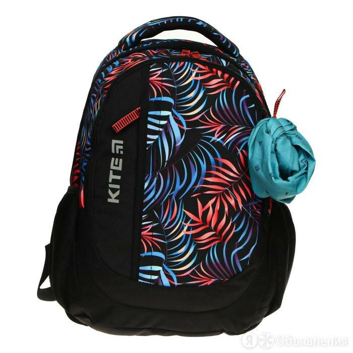 Рюкзак школьный, Kite 855, 40 х 30 х 17.5 см, эргономичная спинка, отделение ... по цене 5000₽ - Рюкзаки, ранцы, сумки, фото 0