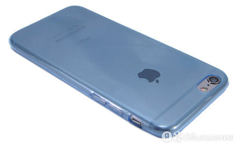 Чехол-накладка для iPhone 6/6S (4.7) JZZS TPU у/т пакет гол по цене 95₽ - Чехлы, фото 0