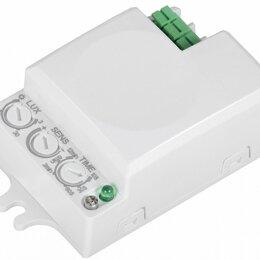 Дополнительное оборудование и аксессуары - Датчик движения ДД-МВ 401 белый, 500Вт, 360 гр.,8М,IP20,IEK, 0