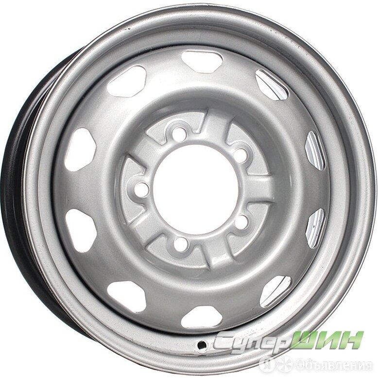 Диски Trebl UAZ PATRIOT Silver 6.5x16 5x139.7 ET 40 Dia 108.6 по цене 2250₽ - Шины, диски и комплектующие, фото 0