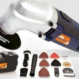 Наборы электроинструмента - Многофункциональный инструмент (реноватор) мфи-400 в кейсе вихрь, 0