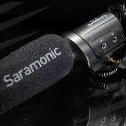 Микрофоны - Микрофон Saramonic SR-M3 👍👍👍 // 9248 , 0