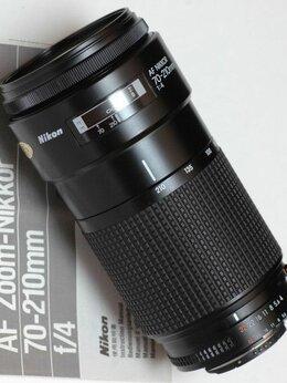 Объективы - Nikon AF Nikkor 70-210mm f/4, 0