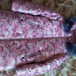 Куртки и пуховики - Пуховик зимний 146 размер, 0
