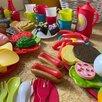 Набор продуктов игрушечные в сумке 140шт. по цене 490₽ - Игрушечная еда и посуда, фото 2