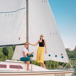 Экскурсии и туристические услуги - Прогулки на парусной яхте в Абрау-Дюрсо, 0
