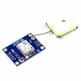 GPS-трекеры - GPS модуль GY-GPSV3-NEO-M8N, 0