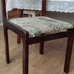 Стулья, табуретки - Продаю стулья деревянные б/у, 0