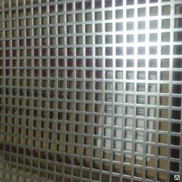Металлопрокат - Лист перфорированный Qg 10-14 1,0*1000,0*2000,0 мм сталь 08 пс, 0