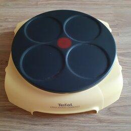 Блинницы - Электроблинница Tefal Crep'Party Compact, 0