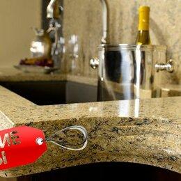 Мебель для кухни - Столешница под заказ из искусственного камня, 0