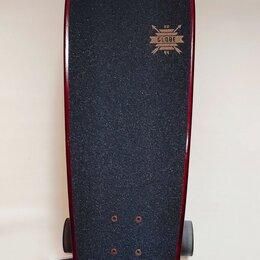 Скейтборды и лонгборды -  Круизер Globe Big Blazer Cherry/Bamboo 9.25, 0