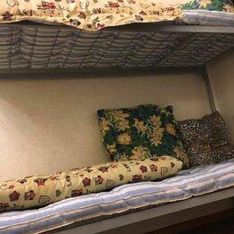 Кровати - Кровати железные(1-но и 2-х ярусные) , 0