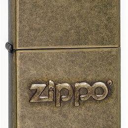 Пепельницы и зажигалки - Зажигалка Zippo 28994 Antique Stamp, 0