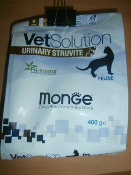 Корма  - Лечебный урологический корм для котов, 0