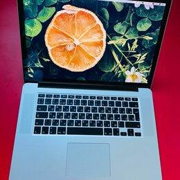 Ноутбуки - MacBook Pro 15 Retina 2014 GT750 2gb 512 SSD, 0