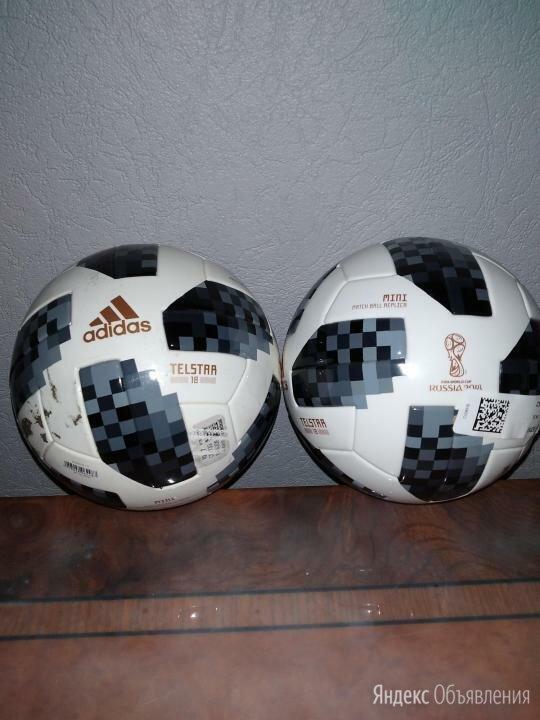 Мяч Adidas c Чемпионата 2018 по цене 2500₽ - Мячи, фото 0