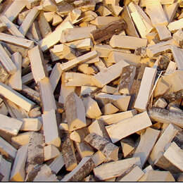 Дрова - Дрова берёзовые, сосновые (пиленый горбыль) с доставкой в Новосибирске., 0